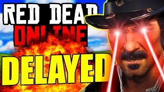 NO RED DEAD ONLINE DLC UPDATE TODAY!? Here's What You Need To Know...