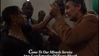 Lady With Brain Aneurysm Has Her Hand Healed Miracle - Mel Bond