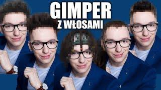 Gimper z włosami Lewandowski, Wojewódzki, Stuu, Fit Lovers,  Multi