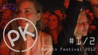 Paul Kalkbrenner live - Der Stabsvörnern - Berlin Festival 2012 (Official PK Version)