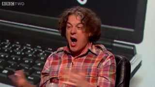 What would Jack Bauer sound like in London? - QI: Series L Episode 7 Preview - BBC Two