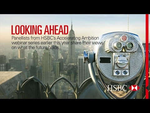 Looking Ahead - Global Trends   HSBC US Commercial Banking - YouTube