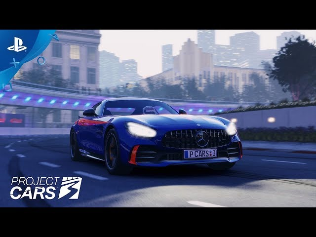 Project CARS 3 | Reveal Trailer | PS4