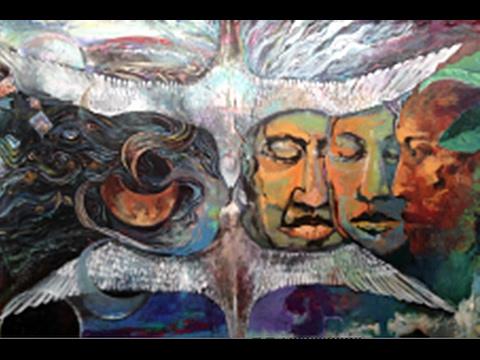 An Artist, a Mural, a Message