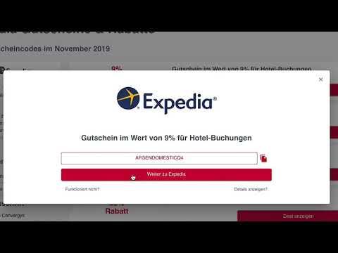Video: Expedia Gutschein auf n-tv
