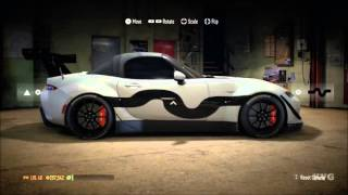 Need For Speed 2015 - Mazda MX-5 2015 - Tuning & Free Roam Gameplay (XboxONE HD) [1080p]
