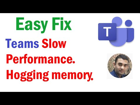 Improve Microsoft Teams Performance    How To Resolve Teams Issue   Run into an Issue MS Teams