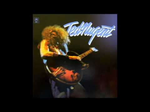 Ted Nugent - S/T (1975) (2014 Analogue Productions vinyl) (FULL LP)