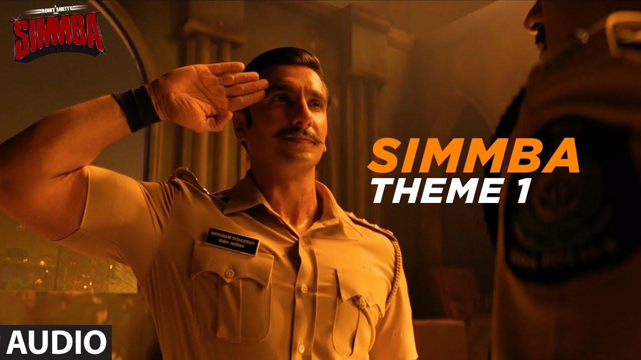 Full Song:  Simmba Theme 1   Ranveer Singh, Sara Ali Khan   Tanishk Bagchi Watch Online & Download Free