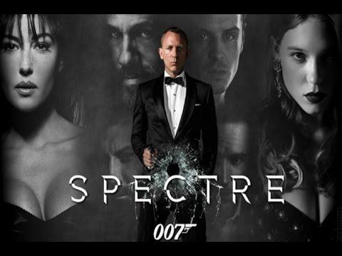007 Spectre la Reseña de Horacio Villalobos