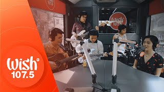 "Any Name's Okay performs ""Orasan"" LIVE on Wish 107.5 Bus"