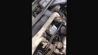 Gros claquement moteur audi A4 2.5 V6 TDI