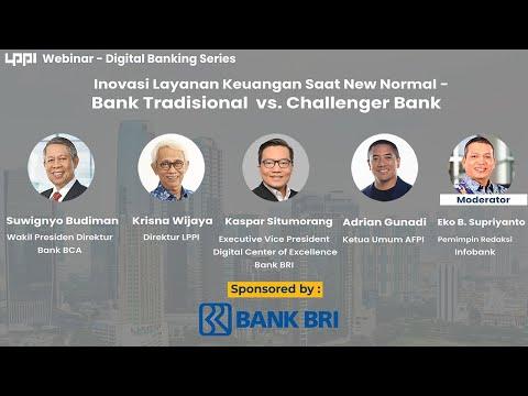 LPPI Virtual Seminar #8 | Inovasi Layanan Keuangan Saat New Normal