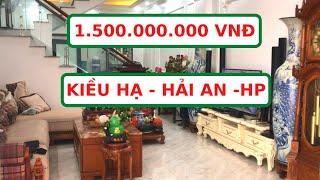 Bán Nhà Kiều Hạ, Hải An 3 Tầng Xây Đẹp Giá 1,5 Tỷ   Nhà Đất Chính Chủ Hải Phòng #87