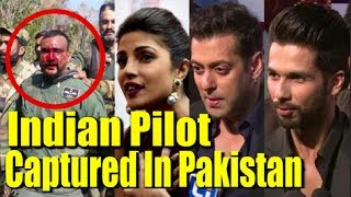 Baixar Bollywood Celebs Urge Pakistan to Send IAF Pilot Abhinandan Varthaman Back To India