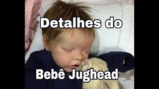 Detalhes do Bebê Jughead - Twin A by Bonnie Brown