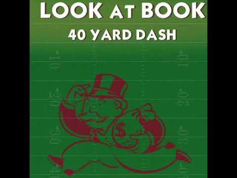 "Lookatbook - ""40 Yard Dash"" (Prod. Fly Melodies)"