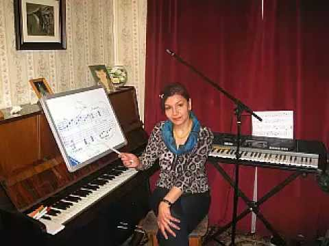 Ноты для фортепиано - вчера и сегодня