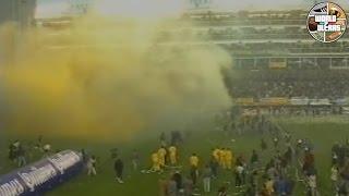 Ultras Classics: Boca Juniors vs River Plate 1996