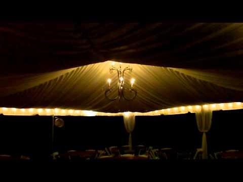 Tent Rental Athens GA Wedding, Covington, Lake Oconee