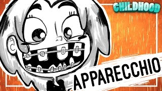 Maledetto APPARECCHIO! - Draw my Childhood 🐸 Fraffrog