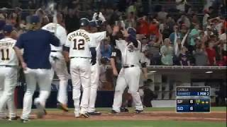 MLB Walk-off Balks (with competition winner)