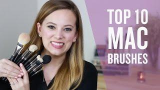 Top 10 MAC Makeup Brushes