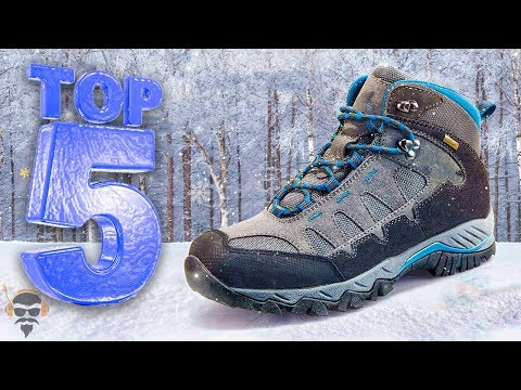 Top 5 Best Hiking Boots In 2020