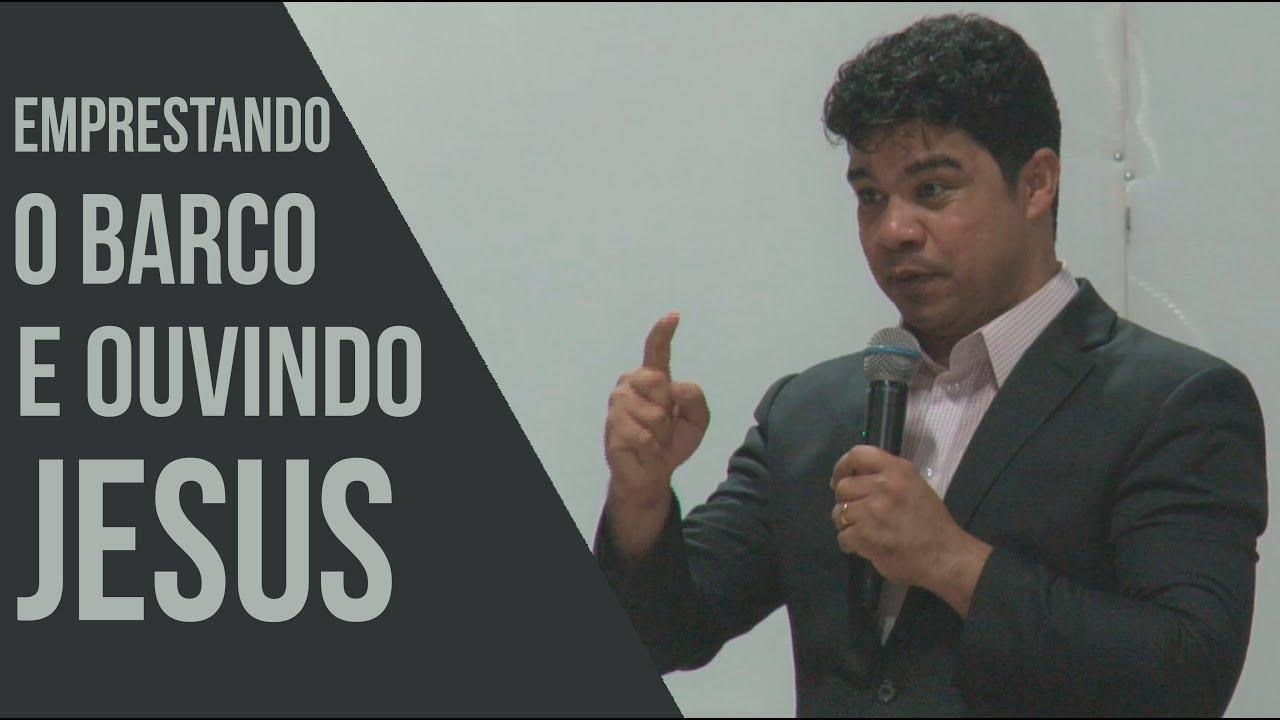 Samuel Mariano - Emprestando o Barco e Ouvindo Jesus