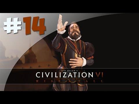 Ecosse - #14 Civilization VI, Rise and Fall