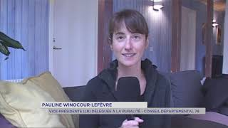 Yvelines : la Maison de l'Europe à la découverte de la ruralité suédoise