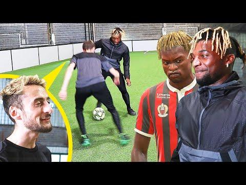 SAINT-MAXIMIN: PLUS FORT DANS FIFA OU EN VRAI ???