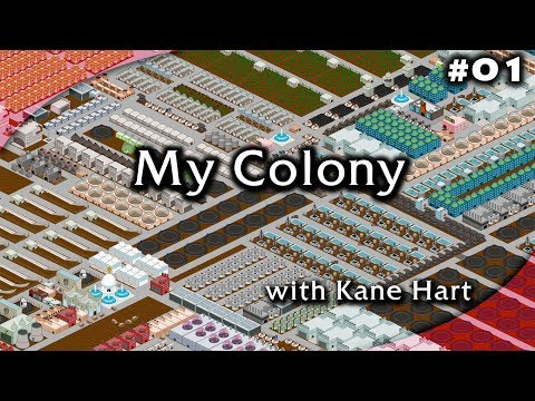 My Colony - Part #1 - Charter Code: R4N0sgf6