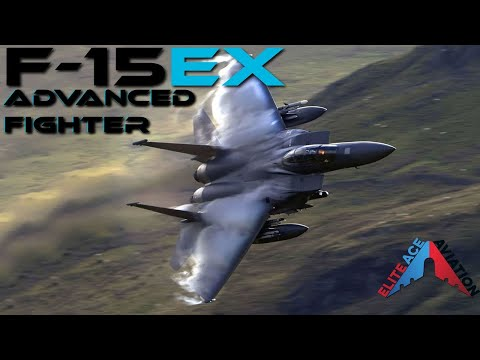 F-15EX Advanced Fighter Jet