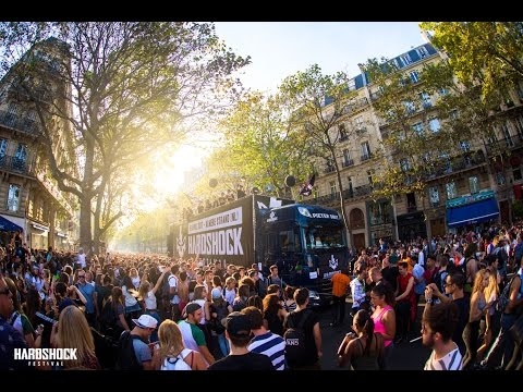Official Aftermovie Hardshock @ Techno Parade Paris 2016