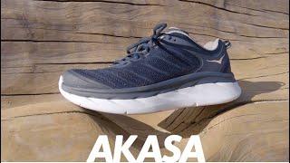HOKA Product Feature: Akasa - YouTube