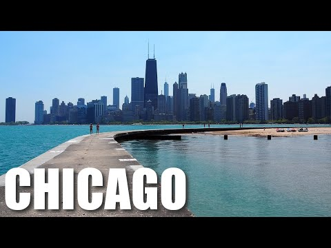 Chicago Weekend - Architecture, Beaches & Food