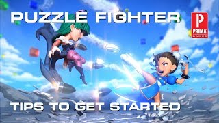 Puzzle Fighter Mobile -Tips
