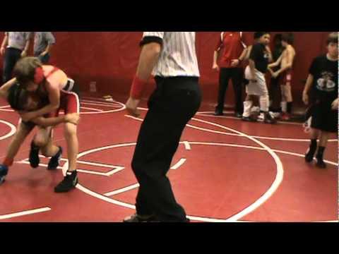 Cameron  Graham   wrestler