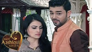 Meri Aashiqui Tumse Hi | Ishani Becomes Helpless | 08th Jan 2016 | मेरी आशिकी तुम से ही