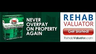 Free Rehab Valuator Lite software Real Estate Investing Software