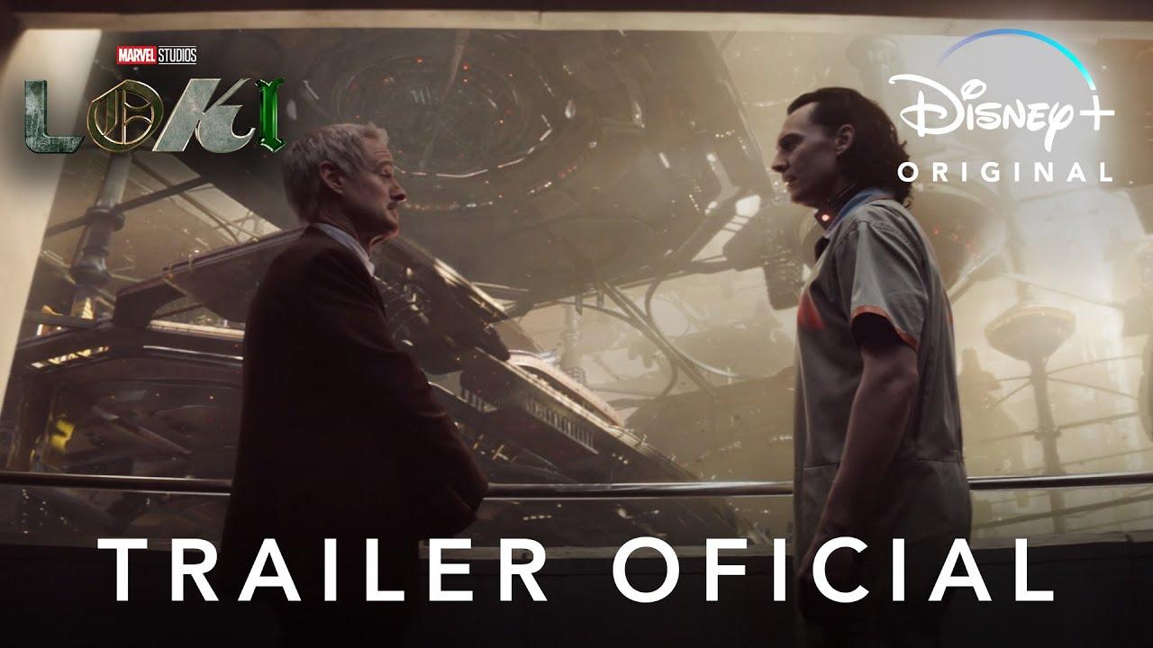 Loki   Marvel Studios   Trailer Oficial Legendado   Disney+