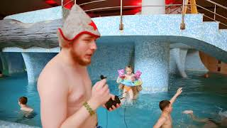Почему Мореон - самый большой аквапарк и банный комплекс в Москве? Видео из Терм