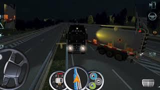مهرجان مطوتي شلبيه هي اللي لياا 🤙رحله إلى بيروت 🚚Euro Truck Simulator 2018#my_story 1