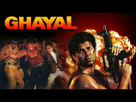 DOWNLOAD VIDEO: Ghayal 1990 | full Movie in Hindi 720p HDRip | Sunny Deol, Meenakshi Seshadri, Amrish Puri