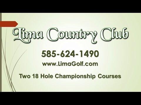 Lima Country Club | Lima NY Public Golf Courses