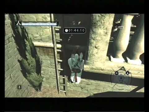 Assassin's Creed, Career 269, Jerusalem: Middle District, Informer Challenge, 1:26.22