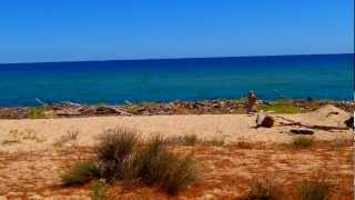 Côte des Nacres (zw. Solenzara und Travo, Ostküste Korsika)
