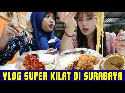 akhirnya-makan-kuliner-indonesia-di-surabaya!!-(ayam-geperek,-gulai-kambing)