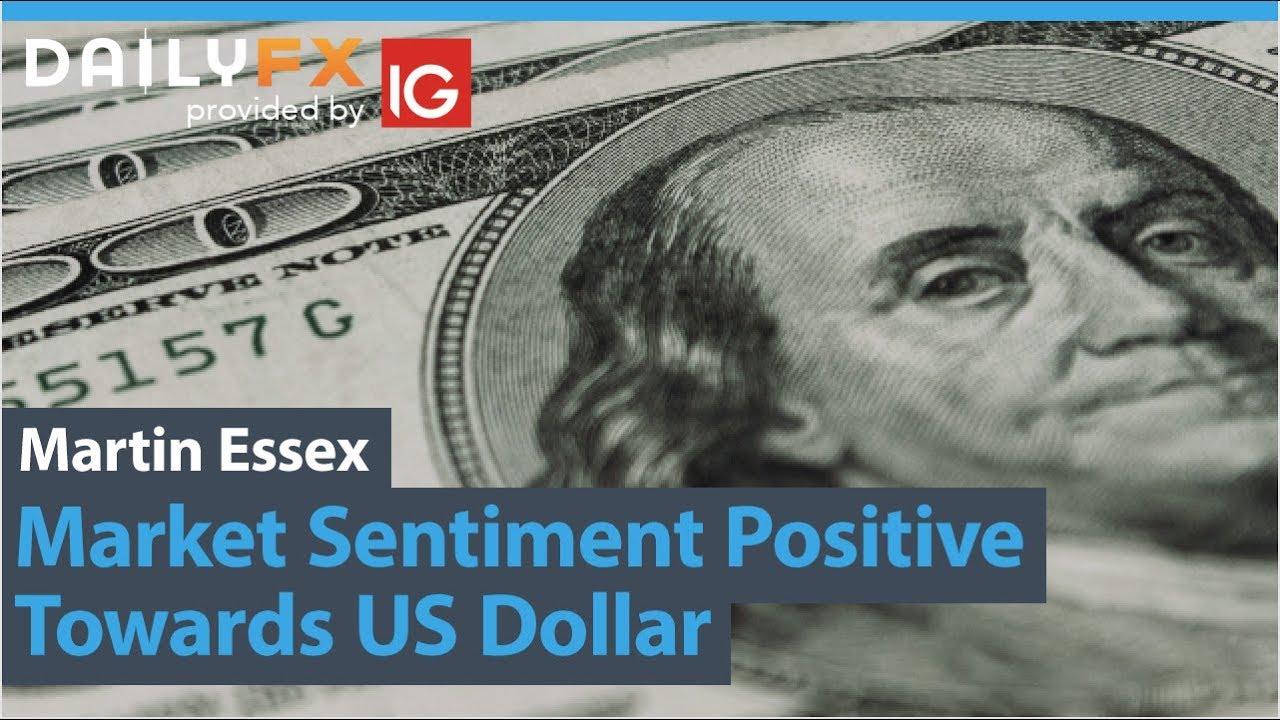 Market Sentiment Positive Towards US Dollar | Webinar
